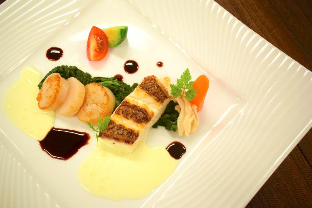 【SPECIAL OPENCAMPUS】ホタテと鯛のポワレ(企業コラボビュッフェ開催!) @ 和泉校本校