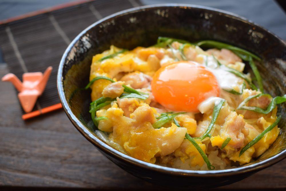 【厳選食材で学ぶ】大和地鶏を使った究極の親子丼 @ ecole UMEDA