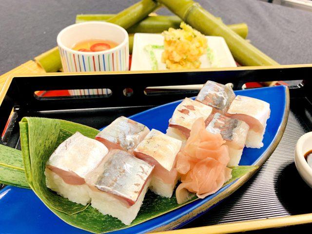 【AO入試エントリー開始】涼風 すし御膳〜天ぷらと茶碗蒸しを添えて〜 @ ecole UMEDA