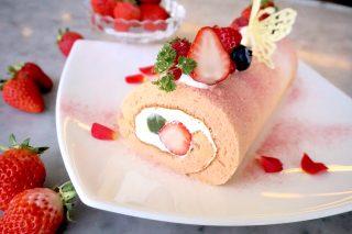 【入退場自由 相談会】桜ロールケーキ体験 @ ecoleUMEDA