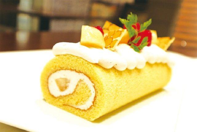 【午前】製菓体験:フルーツロールケーキ