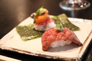 【入退場自由 相談会】牛フィレ肉の寿司 体験 @ ecoleUMEDA