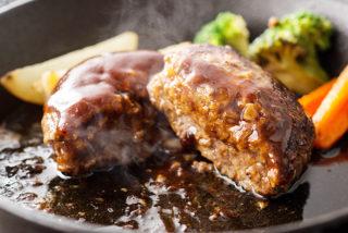 【西洋料理】高級和牛のハンバーグ&ビュッフェ開催 @ ecoleUMEDA校