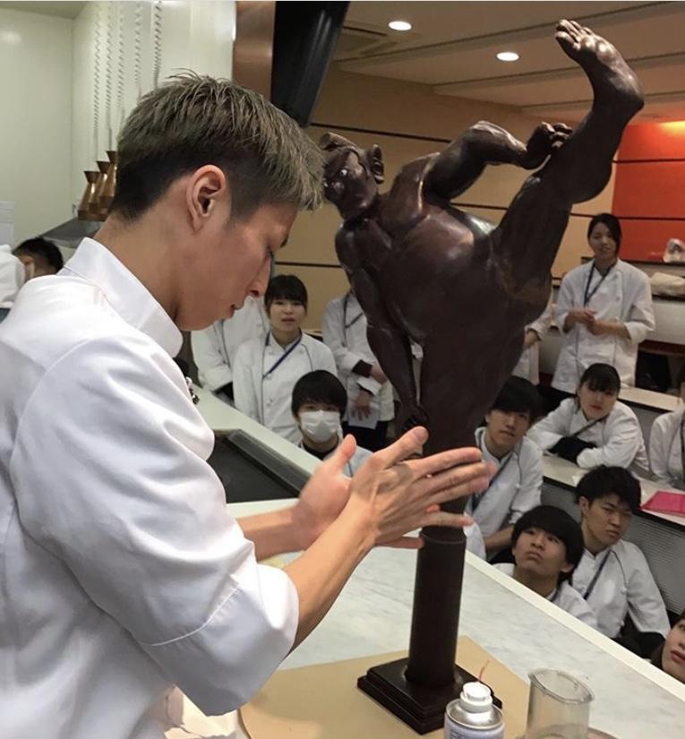世界的ショコラティエの技術