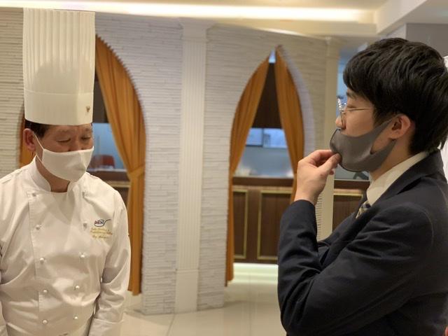 一流ホテルの『ソシエ』本校OBの活躍!!