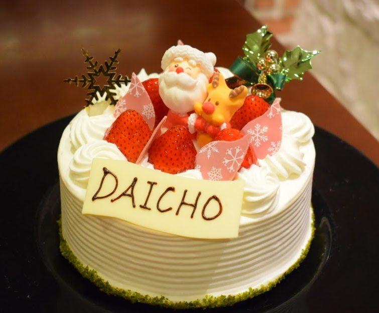 待望の、DAICHOクリスマスケーキのご案内!🎄✨~2020年Ver.~