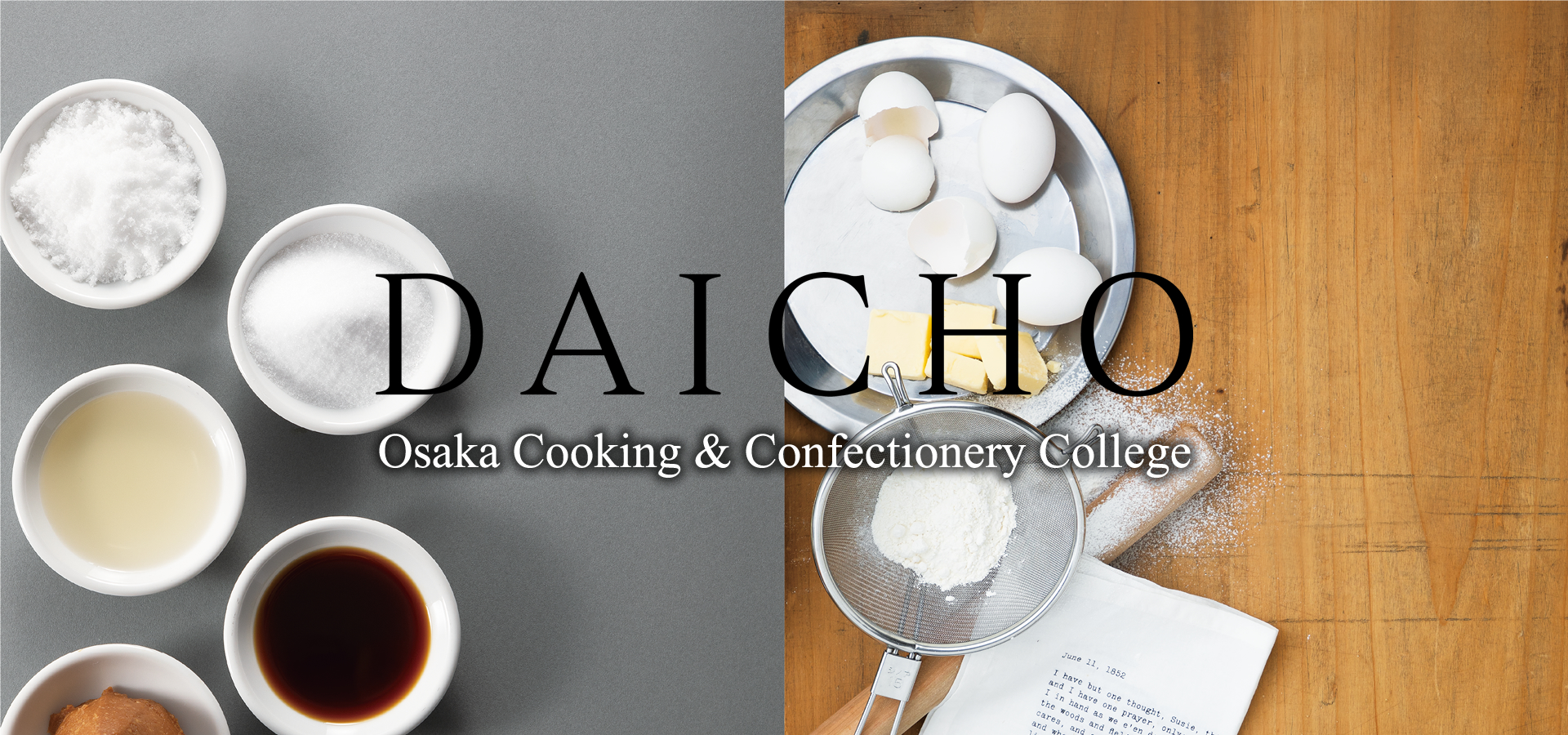 Osaka Cooking & Confectionery College